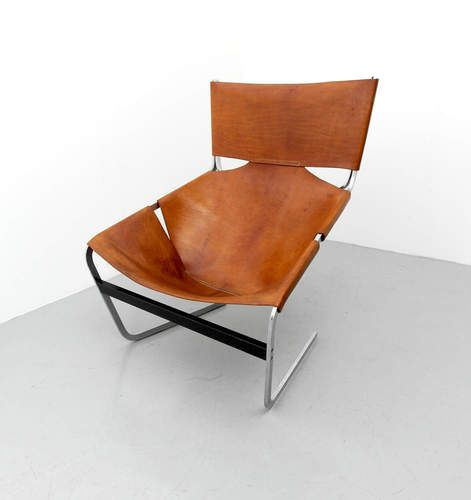 Lounge chair model F444 by Pierre Paulin - Pierre Paulin