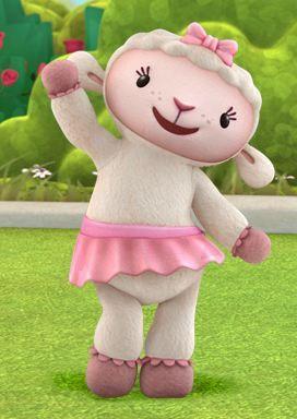 Lambie - Doc McStuffins Wiki