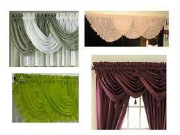 Resultado de imagen para moldes para hacer cenefas de cortinas