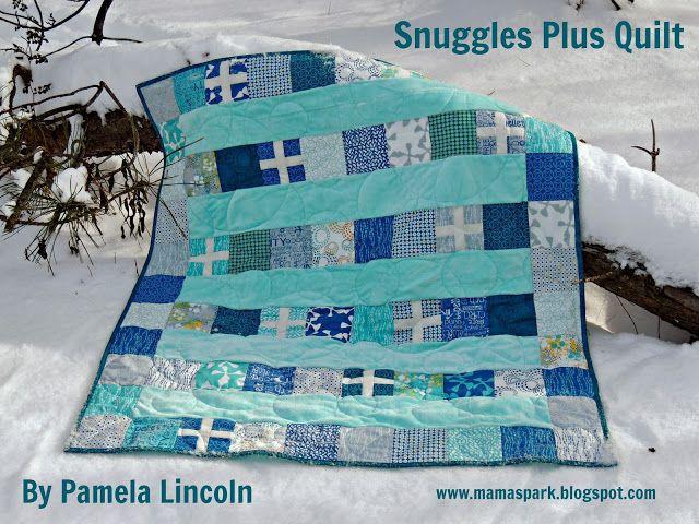 Snuggles Plus Quilt