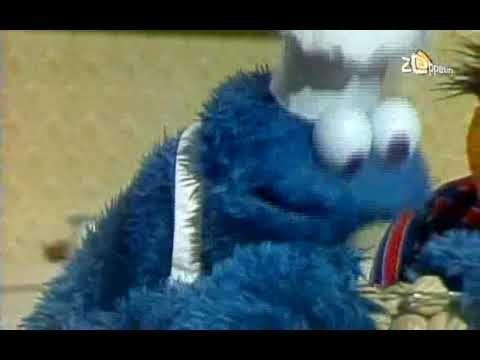 Sesamstraat - Appelnotenrozijnenkoekjes - YouTube