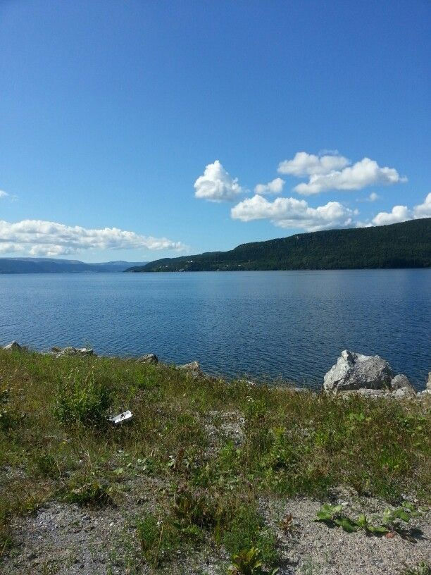 My beautiful hometown of Corner Brook, Nfld.