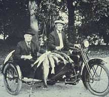 The founders of Harley-Davidson, William S. Harley and Arthur Davidson, put their heads together in a tiny shed trying to make a fast motorcycle. Miraculously their experiment with internal combustion did not burn down the shed. That was more than 100 years ago and today the Harley-Davidson motorcycle remains the ultimate symbol of rebellion.