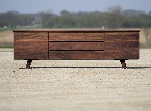 Alden Sideboard — Credenzas/Sideboards -- Better Living Through Design