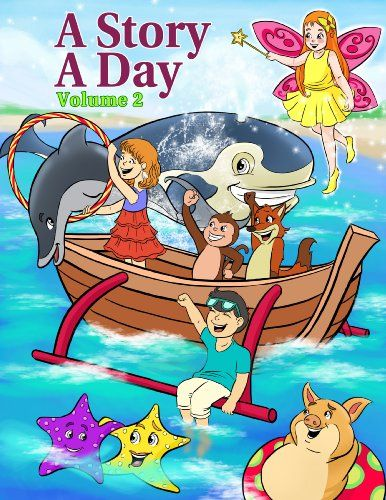 Stories for Kids: 31 Fun and Illustrated Children's Stories with Moral Lessons