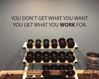 25 Best Ideas About Gym Decor On Pinterest Gym Room Basement Gym And Gym House