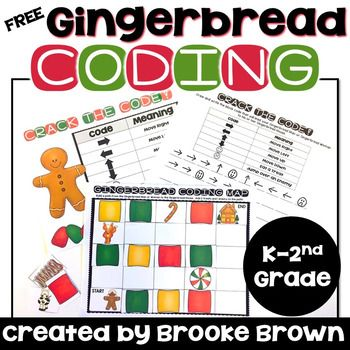 "Interested in Unplugged Coding for the Entire Year?! Click Below!Unplugged Coding ALL YEAR GROWING BUNDLEThis simple holiday introduction to block-style coding is perfect for Kindergarten through third graders as they learn the basics of ""unplugged"" programming without computers."