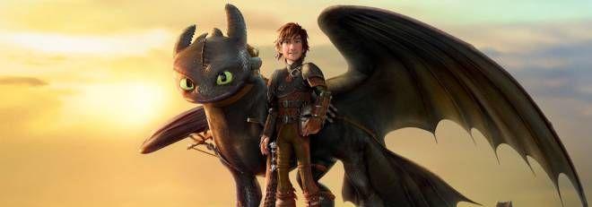 Dragon Trainer 3 novità le dichiarazioni di Cate Blanchett sul film Dreamworks