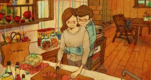 Ces adorables illustrations de relations amoureuses vous réchaufferont le cœur !