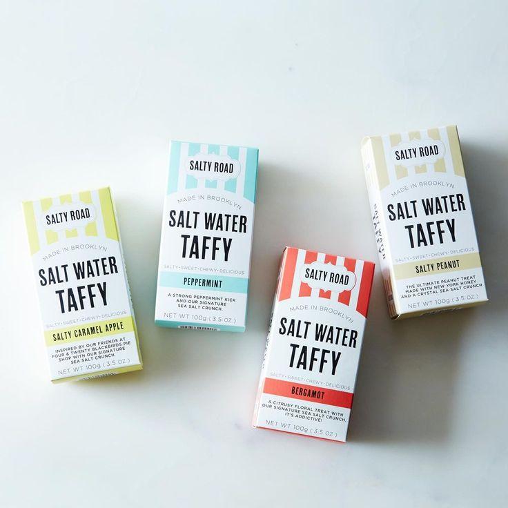 Salt Water Taffy (Pack of 4) on Food52