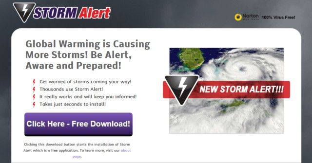 Delete Ads by StormAlerts – Guide To Remove Ads by StormAlerts