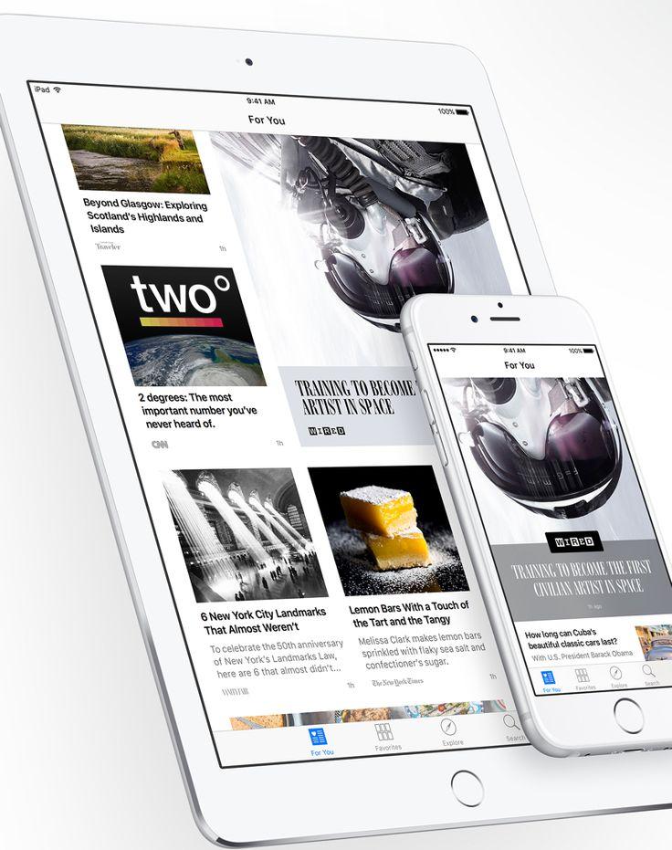 ' NYT': Apple blocks access to iOS 9 News app in China
