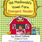 Review or introduce short vowel sounds with this simple emergent reader. It follows the pattern of the familiar Old MacDonald song. A one page summ...
