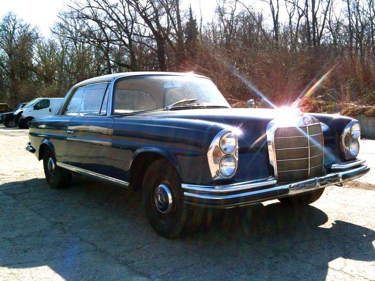 Mercedes W111 220SE Coupe (1965) Original Condition