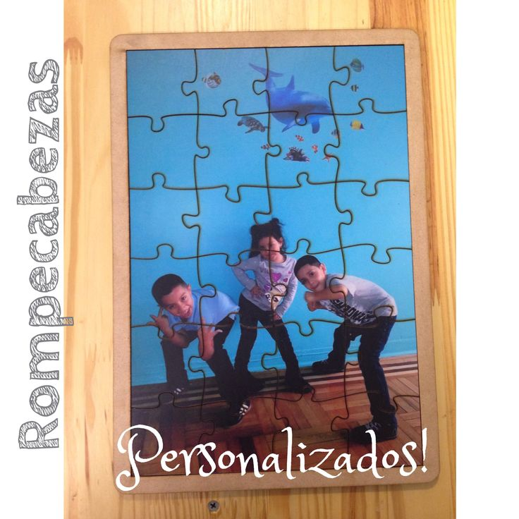 Rompecabezas Personalizados! Un regalo perfecto para los niños. Créalo con tus propias imágenes. $35.000 Info@cuartodeluz.co Medellín