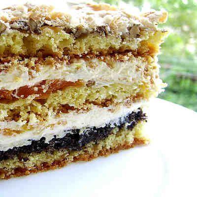 """Торт """"Люби Меня"""". Потрясающее сочетание песочного теста и вкуснейших начинок"""