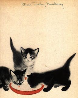 """Her first Caldecott book, Mittens, incorporated her love of cats and drawing, even using some of her neighborhood animals as models. Mittens was described by the New York Times as having """"some of the very best cat pictures ever made."""