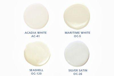 warm whites from benjamin moore paint colors pinterest white