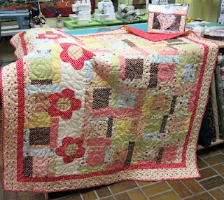 The Christmas Crab Quilter