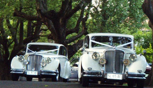 Classic Cars @ Allways Wedding Cars