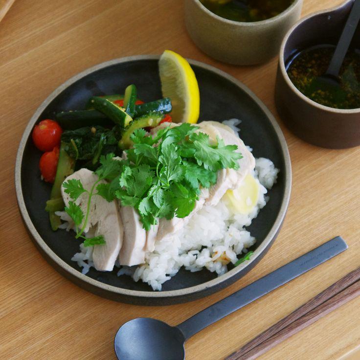 【リセノ ランチ部】海南鶏飯(シンガポールチキンライス)|リセノウェブマガジン