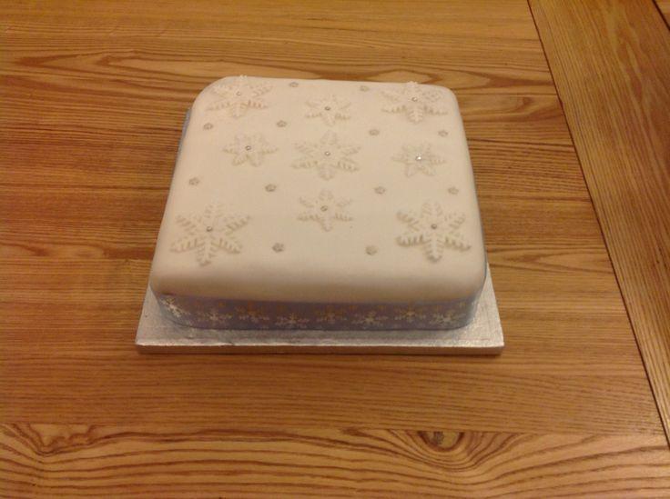 Shaz's Christmas cake