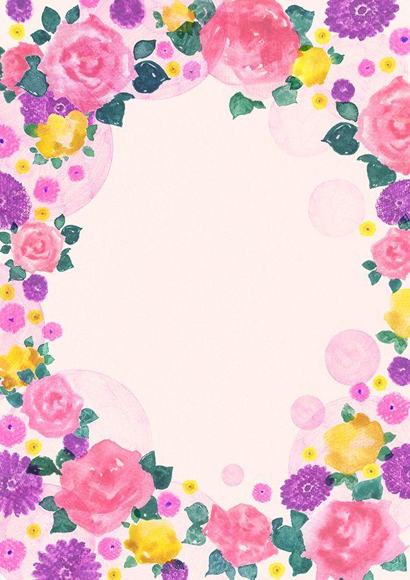 #animal #frame #枠 #動物 #広告 #花 #flower #デザイン #お洒落 #可愛い #線画 #コラージュ #collage…