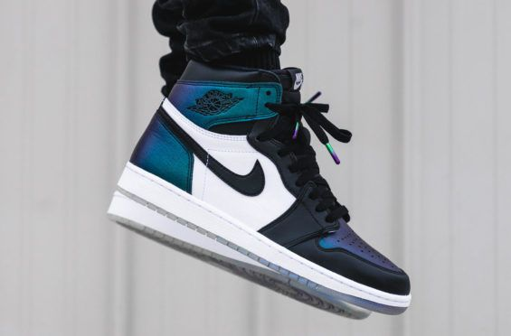On-Feet Images Of The Air Jordan 1 All Star