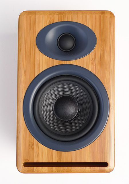 Cheap speakers usually sound cheap; however, Audioengine's cheap speakers don't. Its new P4 speaker is the go-to choice for newbie audiophiles on a budget.