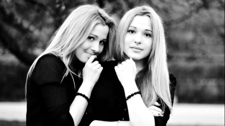 Tolmachevy Twins have been internally picked to represent Russia!