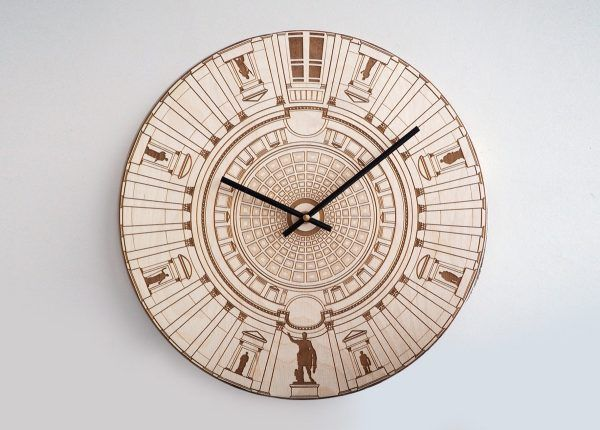 Wooden Wall Clocks To Warm Up Your Interior, wood furniture, wood furniture diy, wood furniture ideas, wood furniture design, wood floors, wood bench, wood bed, interior design, interior decorating