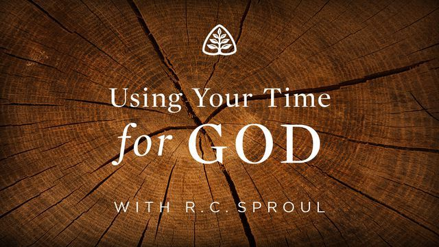 4-day devotional from R.C. Sproul on using your time for God. Each devotional calls you to live in the presence of God, under the authority of God, to the glory of God.