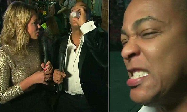 Don Lemon has his mic cut after starting rant about 'awful' 2016 #DailyMail   These are some of the stories. See the rest @ http://www.twodaysnewstand.com/mail-onlinecom.html or Video's @ http://www.dailymail.co.uk/video/index.html And @ https://plus.google.com/collection/wz4UXB