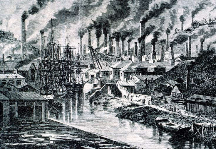 French and Industrial Revolution