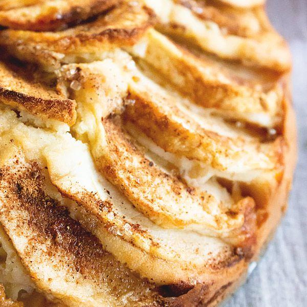 Wie man deutschen Apfelkuchen macht  – Food Videos ♚
