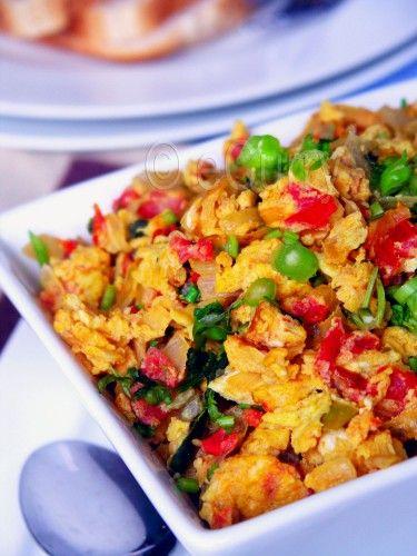 anda bhurji egg bhurji indian scrambled eggs indian anda bhurji spicy ...