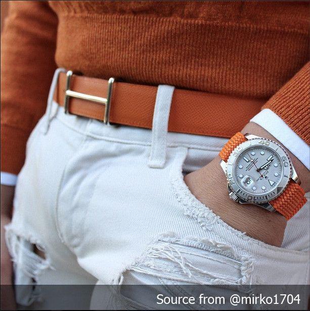 Orange and blue   Raddest Men's Fashion Looks On The Internet: http://www.raddestlooks.org