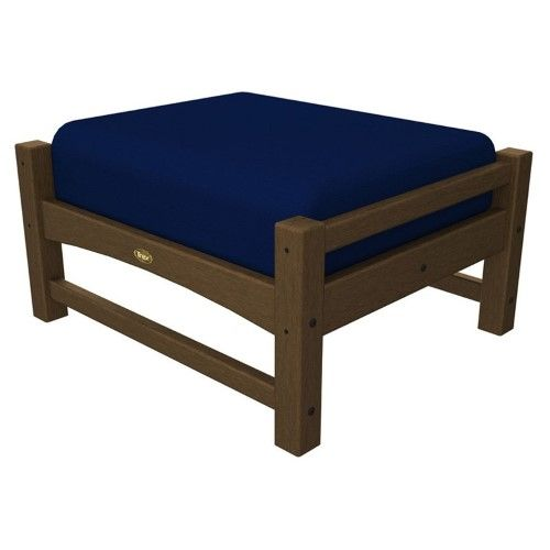 Trex Outdoor Furniture Recycled Plastic Rockport Club
