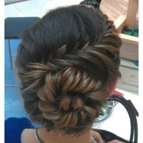 Pretty Braid - Tips on How to Cut Children's Hair - Visit my website for lots of Free Lessons on How to Cut Children & Teens Hair at: https://www.howtocutchildrenshair.com
