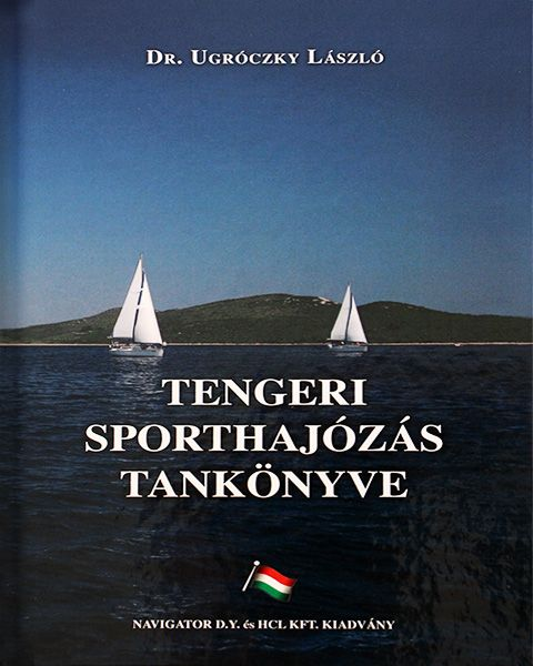 Dr. Ugróczky László Tengeri Sporthajózás Tankönyve egy olyan ember életműve, aki egész életét a hajózásnak, az ehhez kapcsolódó elméleti és gyakorlati ismeretek átadásának szentelte.A tankönyv tartalmazzaa 12 tengeri mérföldes vizsgához szükséges TELJES tudásanyagot sok egyéb, a vizsgáh