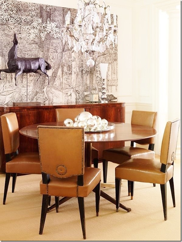 Jill Kantelberg: Dining Rooms Chairs, Dining Chairs, Interiors Design, Upholstered Chairs, Heart Design, Dining Style, Dinning Rooms, Dining Rooms Centerpieces, Dining Tables