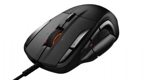 SteelSeries' new MOBA mouse turns your thumb into a tactical weapon