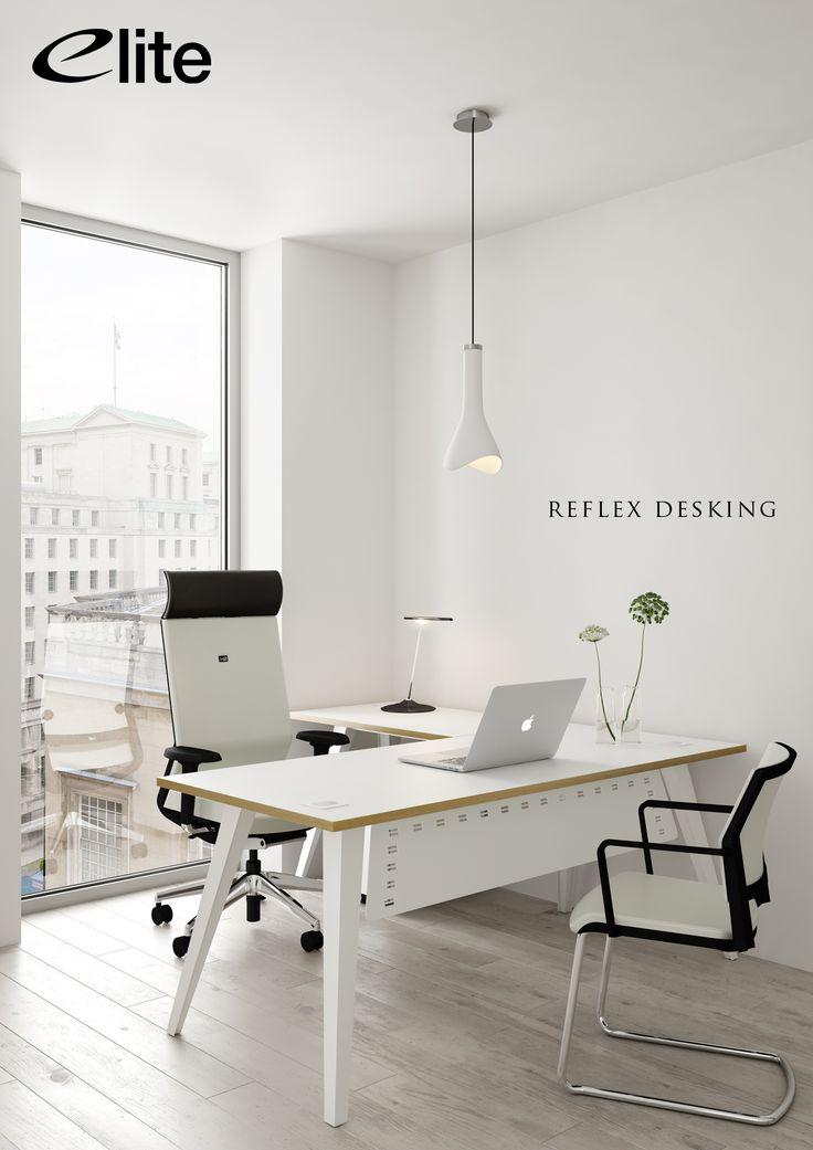 office desking. Reflex Desking/Workstations By Elite Office Desking