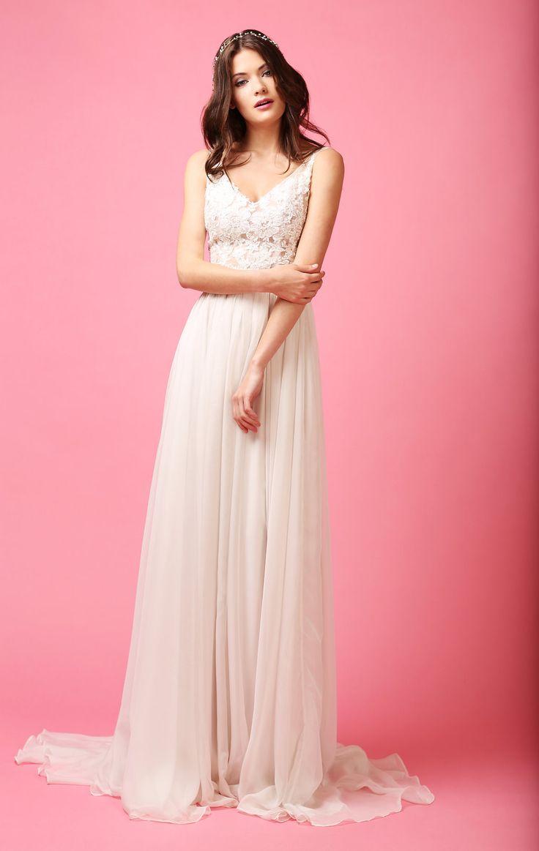MATCH MADE BRIDAL || HEIDI TOP  + GRECIAN SKIRT #bridalseparates #lacetop #GrecianSkirt #gardenbride