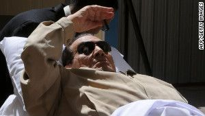 """Egypt's Hosni Mubarak sentenced to life in prison for role in killing of protesters...: """"the end of an era, he's lucky he didn't get the death penalty"""""""