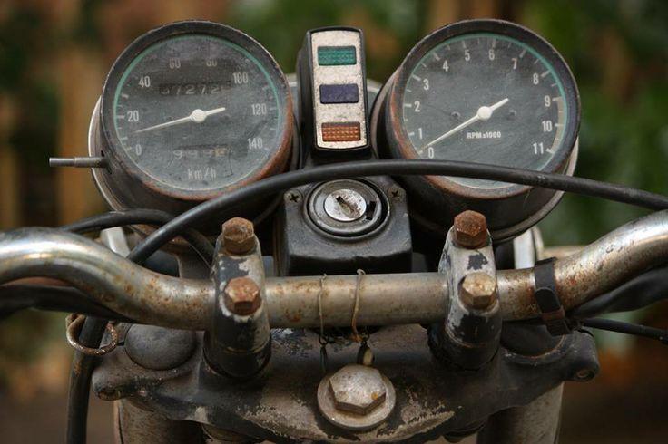 #kawasaki #Z200 #restoration #motorcycle #before https://www.facebook.com/costas.tsabunaris.3?fref=ts