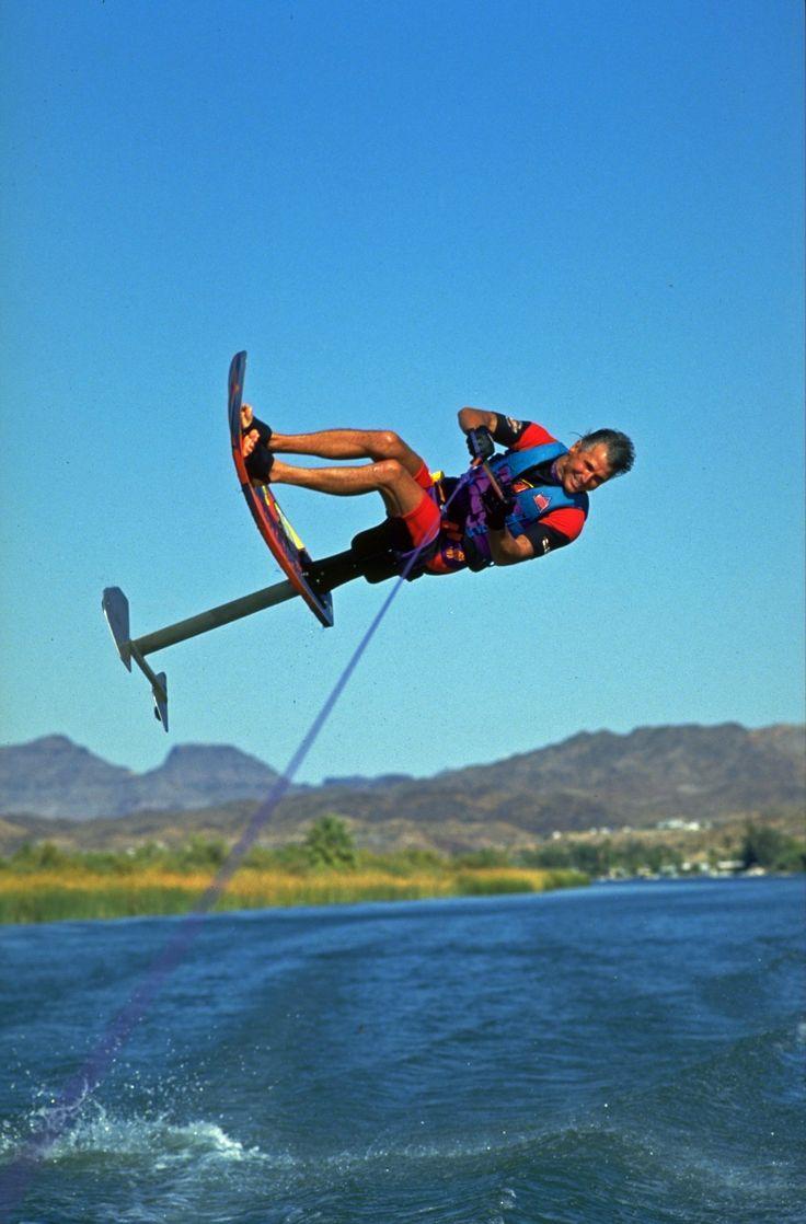 Gutsy air chair flip over dock mike murphy on hydrofoil waterskiing - Gutsy Air Chair Flip Over Dock Mike Murphy On Hydrofoil Waterskiing In 1993 Mike Murphy Download