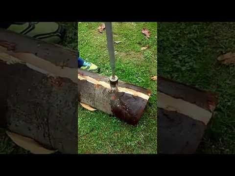 Ratschenkeil Spindelkeil Kegelspalter Drillkegel Holzspalter