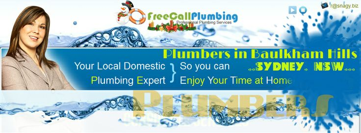 Free call Plumbing Services offers plumbers, CCTV inspection in Baulkham Hills, sewage inspection, hot water installation, domestic industrial commercial plumbing in  Sydney, NSW.