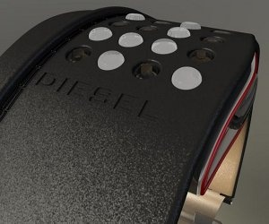 Diesel Braille watch concept...great!Watches Conceptgreat